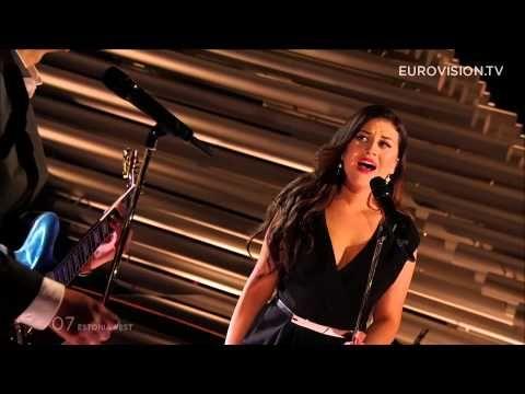 Elina Born & Stig Rästa - Goodbye To Yesterday (Estonia) - LIVE at Eurovision 2015: Semi-Final 1 - YouTube