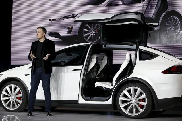Tesla has unveiled an electric SUV dubbed the Model X which is capable of driving for 250 miles between charges.