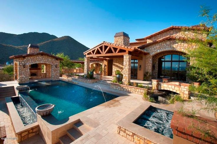 24 best images about ultimate party houses on pinterest for Arizona luxury homes
