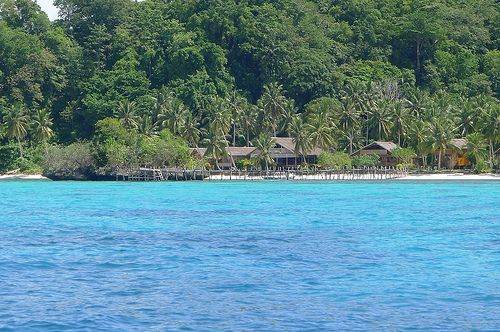 Indonesia, Sulawesi, Togian Islands
