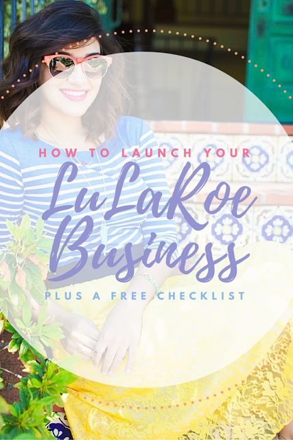 How to prepare for your LuLaRoe business launch & a free printable checklist!