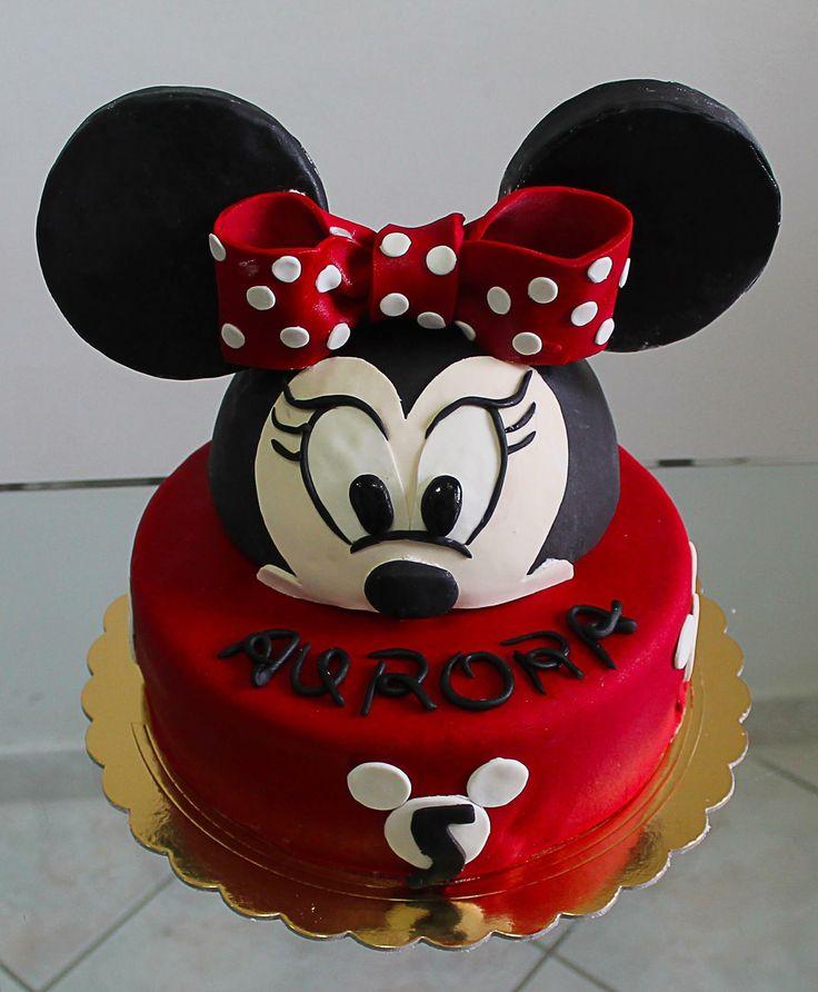 Minnie Disney Cake