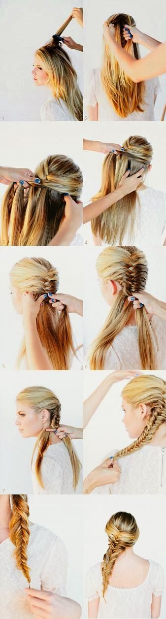 DIY hairstyle | DIY and Crafts photos
