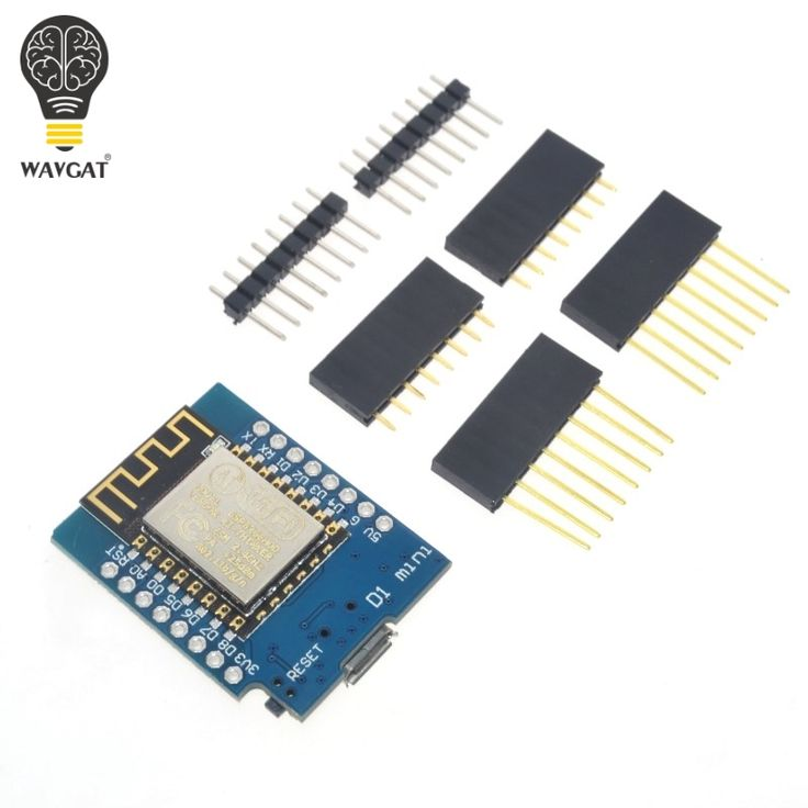 D1 mini-Mini NodeMcu 4 M bytes Lua WIFI A Internet de Las Cosas de desarrollo basado ESP8266 por WAVGAT