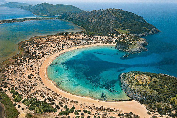 Summer-in-Greece-Voidokilia-Messinia