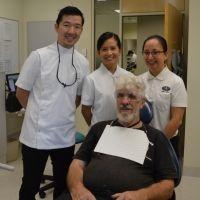 UWA School of Dentistry students help relieve dental suffering