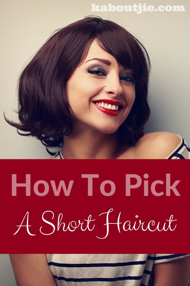 How To Pick A Short Haircut Short hair can be super gorgeous, plus it can be easier to maintain and come with plenty of other advantages. Here's how to pick a short haircut.  #shorthair #shorthaircut #prosconsshorthair #prosshorthair #consshorthair