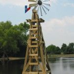 free wooden windmill tower plans