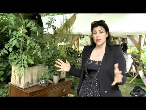 Kirstie Allsopp on upcycling things in your house in the garden