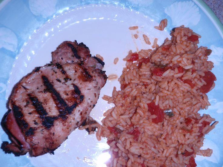 #Cuban #Pork so #good!  #food #foodie #eat #meal #dish
