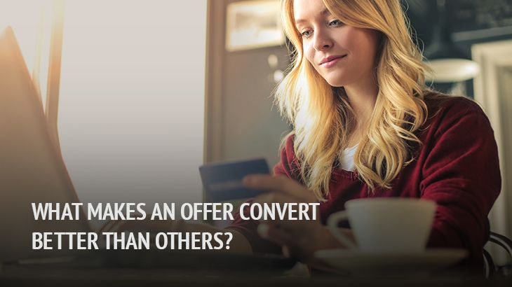 Do you know how to make your offers convert better? We do! Check it out!