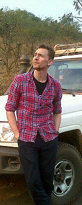 you'd totally fit right in here in Canada with that shirt, Tom!
