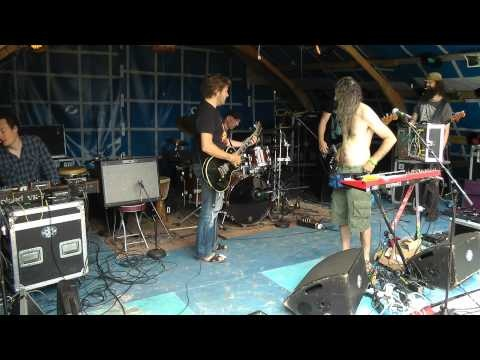Oresund Space Collective plays Kildemose Kult Festival 2011 - Denmark