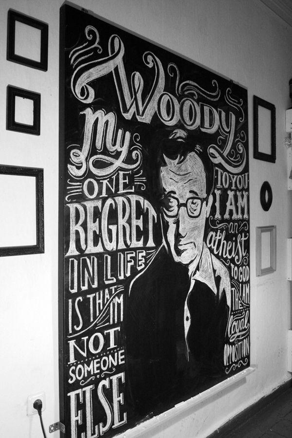 Woody. by Svetlana Lomakina, via Behance.