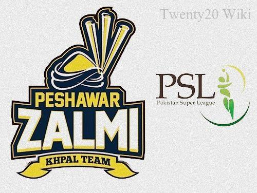 Peshawar Zalmi Team Squad for PSL 2016 - T20 Wiki