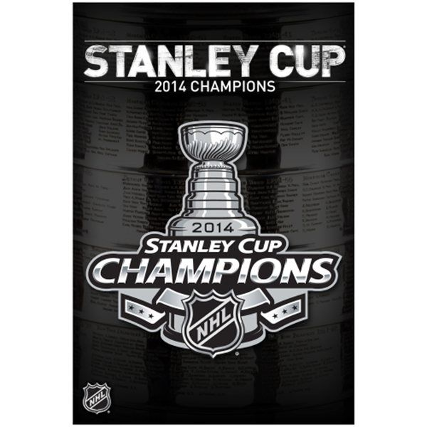 DVD Los Angeles Kings Stanley Cup Champions   http://fans-shop.eu/1105-stanley-cup-champions-2012-2014