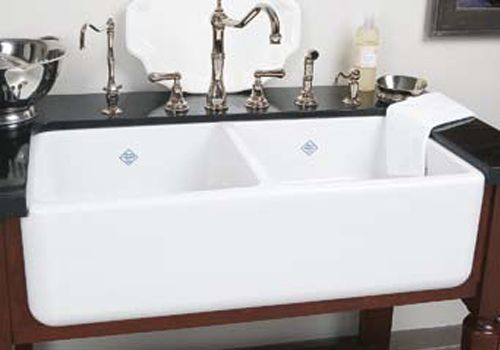 Rohl Farmhouse Sink : ... Sink Rohl Farmhouse Sinks - White Apron Sinks SS KITCHEN SINKS
