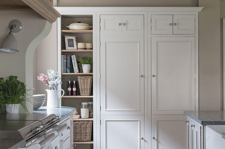 Chichester larder cabinets #neptunekitchen #kitchen #chichester #larder www.neptune.com