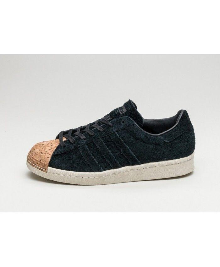 Adidas Superstar 80s Cork Núcleo Negras/Blancas Negras/Núcleo Negras/Blancas Núcleo BY2963 4c42a9