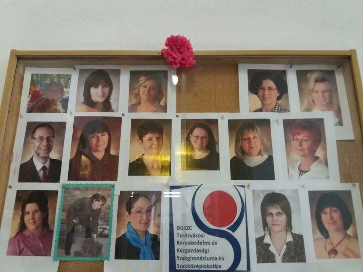 Állandó státuszú tanáraink