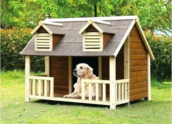 The 25 Best Unique Dog House Designs Cool Dog Houses Small Dog