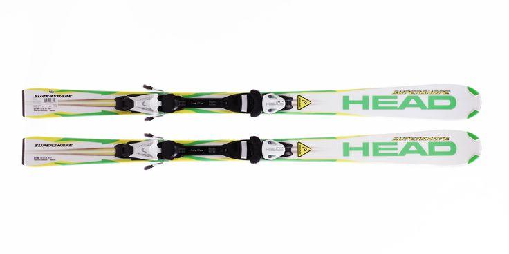 HEAD SUPERSHAPE LR + HEAD LRX 7.5 - HEAD - alpinegap.com - Ihr Onlineshop rund um Ski, Snowboard und viele weitere Wintersportarten.