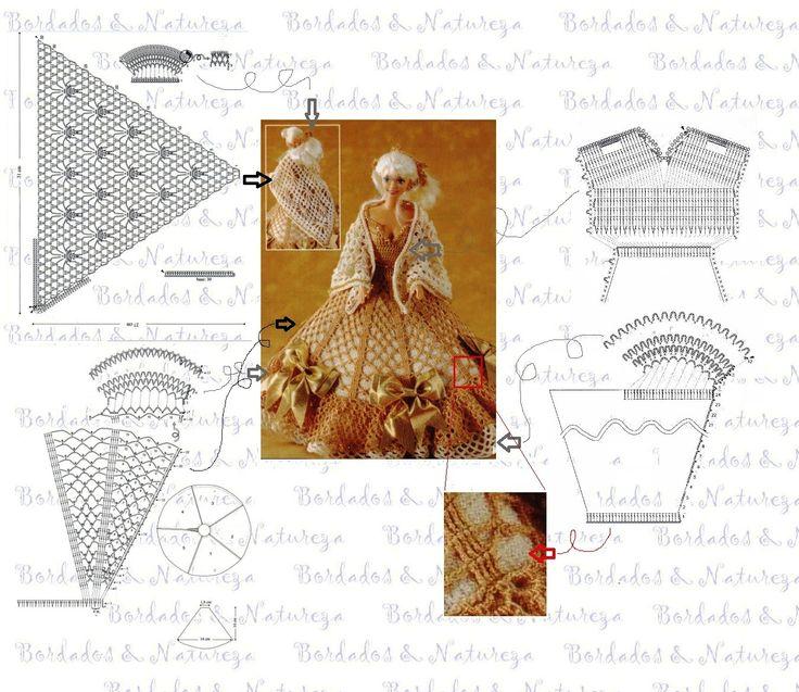 Mejores 130 imágenes de muñecas barbie en Pinterest | Muñecas barbie ...