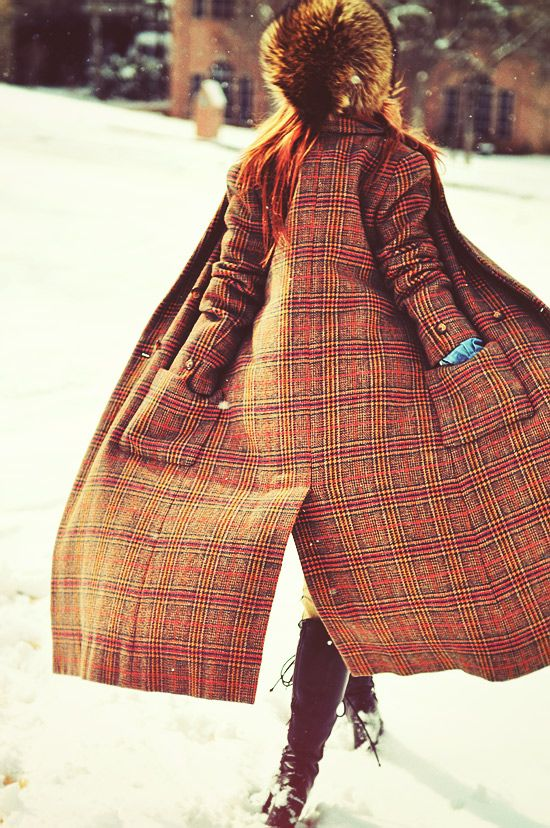 Plaid by alexander mcqueen