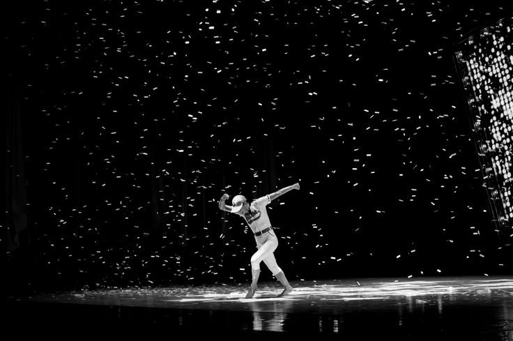 Alberta Ballet Company Artist Yukichi Hattori  Photo by JJ Thompson