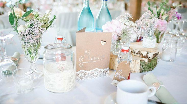 1000+ ideas about Tischdeko Hochzeit Selber Machen on Pinterest  Wood ...