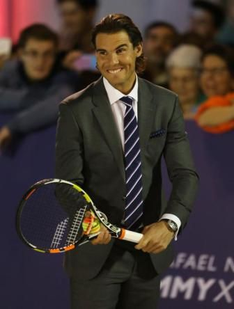 Rafael Nadal Attends Tommy Hilfiger Event In Madrid (7)