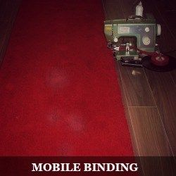 Carpet Binding Elite Binding speialisesin professional carpet binding. We work with home owners to create bespoke carpet designs for their homes. We also work withprofessional carpet fitters, carpet retailers, interior designers, builders, facility managers and general contractors. We will help you to choose from a wide array of colours and styles.We can produce shaped pieces including: circles, oval, half-moon, stair runners and more - the only limit is your imagination. For both domestic…