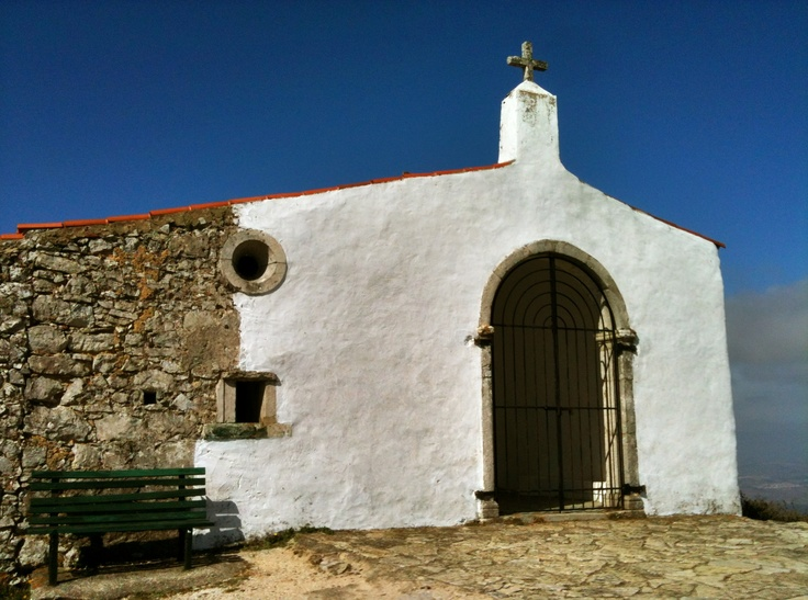 Montejunto, Portugal- The Church of Our Lady of the Snow