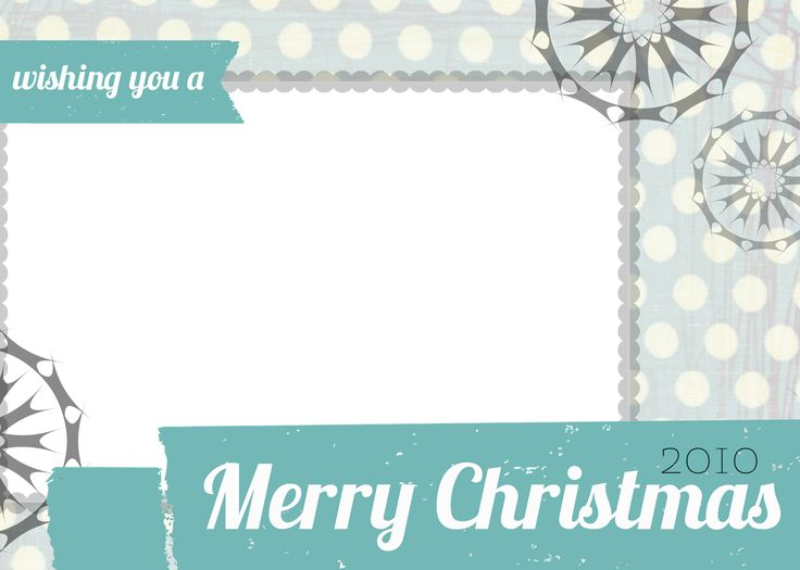 Awesome Free Christmas Photo Card Templates
