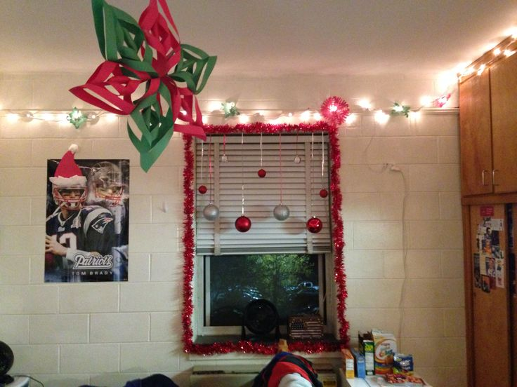 Christmas Dorm Room Style Https://www.ohiodominican.edu/Campus  Part 49