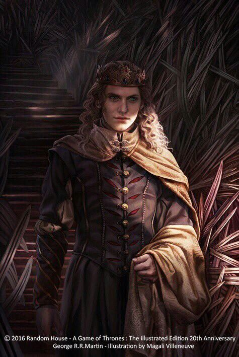 King Joffrey by Magali Viileneuve