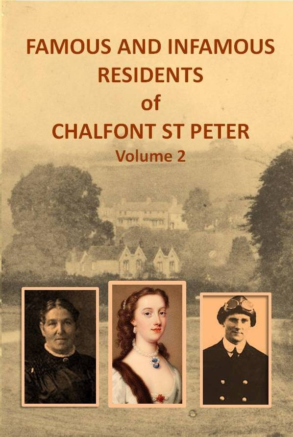 Following the success of volume 1 of Famous and Infamous Residents of Chalfont St Peter, DJ Kelly now presents a 2nd volume, with even more celebrities, war heroes, dissenters, crooks and highwaymen. Available in paperback only from The Chalfont Bookshop, Chalfont St Peter, or via the author. More little local histories to follow.