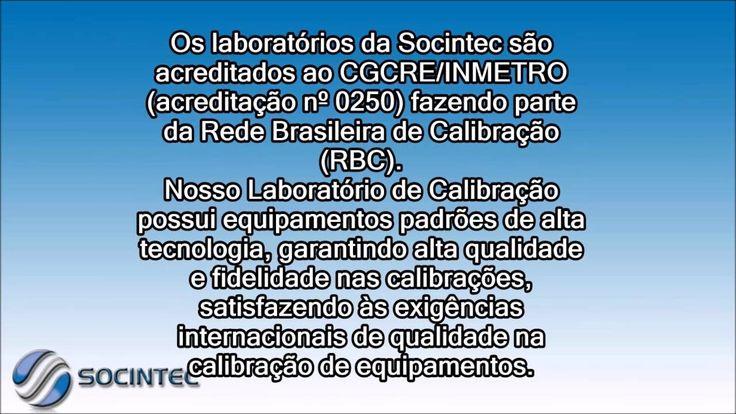Laboratório de Calibração - Socintec