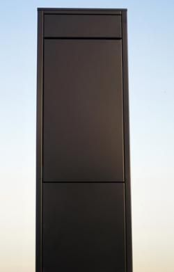 Brievenbus Big Box Zwart