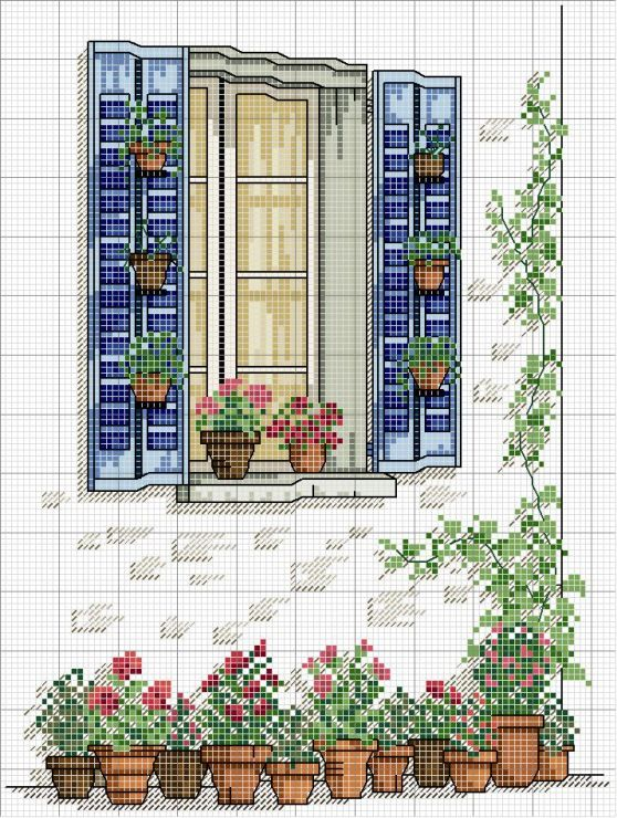 Gallery.ru / Фото #3 - Окна, двери - natalytretyak