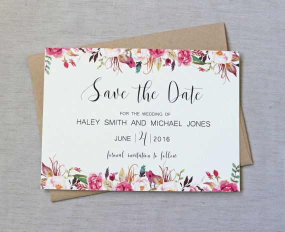 Matching Save The Date And Wedding Invitations: Best 25+ Save The Date Wording Ideas On Pinterest