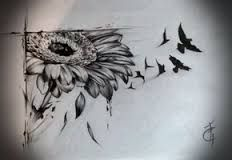 Resultado de imagen de gerbera tattoos designs