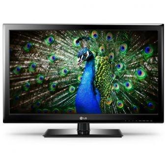 """Televisor LG LED 42 42LS3400 Full HD    Características:  Tamaño pantalla de 107 cms, 42"""" Full HD 1920 x 1080. Contraste  2.000.000:1,  60 Hz. Sintonizador digital. Entradas USB (1). Función Energy Saving 8 modos de imagen. Potencia 10W.     Conoce ahora -->http://bit.ly/12MKXct"""
