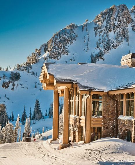 Snowbasin, Utah: Best Ski Resorts in the West 2017 | SKI Resort Guide