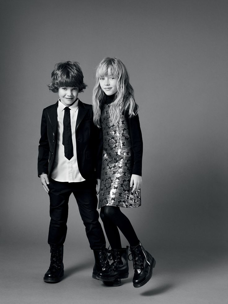 Introducing the new Armani Junior Fall Winter 2016-17 advertising campaign.