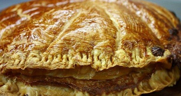 πίτα των βασιλιάδων για μια μέρα: γκαλέτ ντε ρουά - Pandespani.com