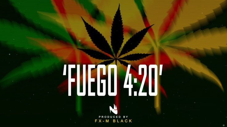 FUEGO 4:20 - INSTRUMENTAL DE RAP | REGGAE | BASE DE RAP | HIP HOP BEAT |...