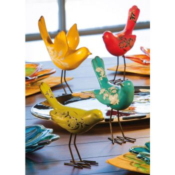 Polystone Bird Sitabouts from Cypress Home (www.myevergreenonline.com)