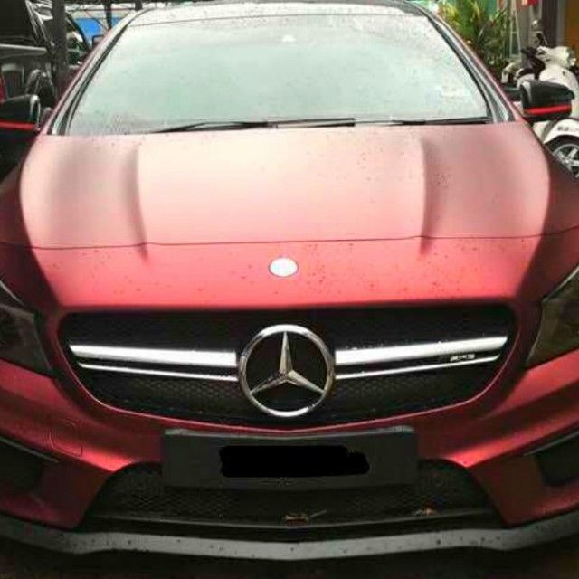 Job Done Cla200 To Amg 45 Body Tqvm Horch Motorsports 017