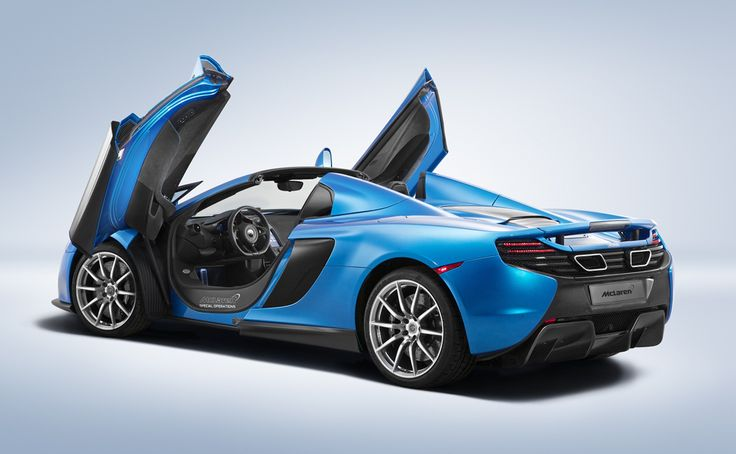 #McLaren Special Operations Returns To Pebble Beach Concours D'Elegance To Showcase The Latest Models